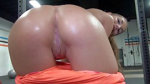 Cute pussy, Teen pov, Nice pussy, August ames, From behind, Gym