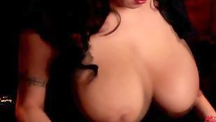 Big tits solo, Orgasm, Spreading, Solo lingerie, Curly hair, Milf solo orgasm