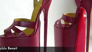 鞋足, 足j