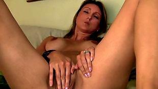 Masturb her tits, Masturb with tits, Big pussy masturb
