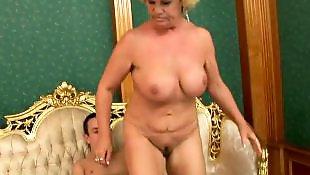 Granny masturbating, Granny, Hairy anal, Granny anal, Hairy busty, Busty masturbation