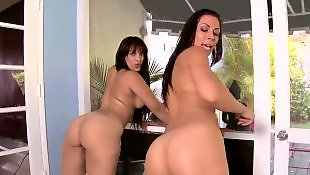 Ass parade, Softcore, Ass posing, Rachel starr, Posing, Showing ass