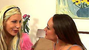 Swedish, Milf lesbian, Busty lesbians, Puma swede