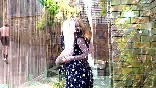 Outdoor, Flashing, Nudist, Public flashing