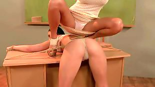 Whipping, Submissive, Whip, Femdom, Underwear, Tied up