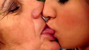 Granny lesbian, Teen lesbian, Granny, Granny anal, Granny masturbating, Granny blowjob