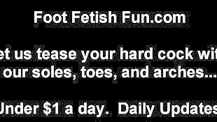Foot worship, Feet worship, Humiliation