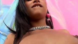Skin diamond, Mike adriano, Ebony stockings, Ebony anal, Lingerie anal, Anal stockings