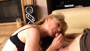Nina hartley, Stockings fuck, Cougar, Mature lingerie, Milf stockings, High heels