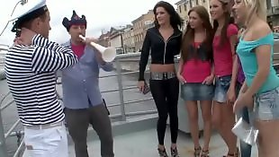 Rocco siffredi, Lesbian heels