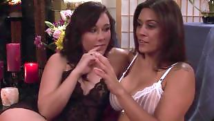 Lesbians kissing, Busty lesbians, Lesbian lingerie, Milf lesbian, Crotchless, Raylene