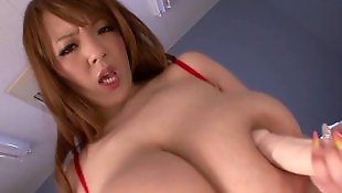 Big tits, Hitomi tanaka, Asian big tits, Big boobs, Big tit, Asian dildo