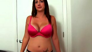 Casting, Amateur facial, Tiffany, Amateur casting