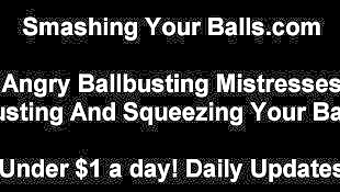 Spanking, Balls
