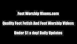 Foot worship, Revenge