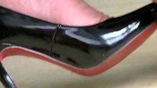丝袜高跟, 丝袜高跟鞋, 黑丝袜