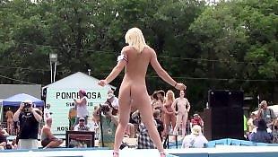Nudist, Nude, Nudes a poppin, Public nude