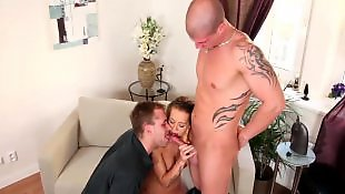 Bisexual, Teen threesome