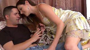 Cum in mouth, Samantha ryan