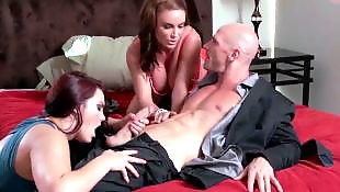 Diamond foxxx, Johnny sins