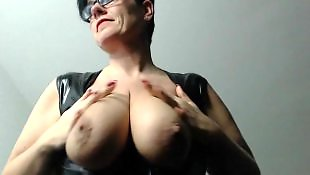 German, Big tits, Big boobs, Bbw, Milf, German milf