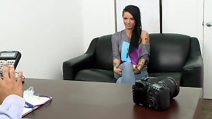 Casting, Christy mack