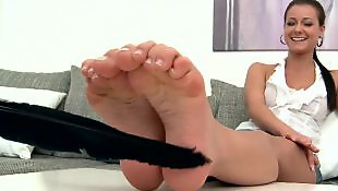 Foot fetish, Feet, Foot, Beautiful, Beauty, Tickling