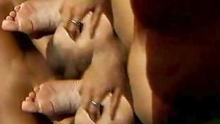 Milf lesbian, Lesbian foot, Briana banks, Face sitting, Lesbian threesome, Lesbian foot fetish