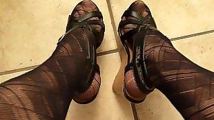 Leggings, Feet, Legs, Teen feet, Sexy feet, Long