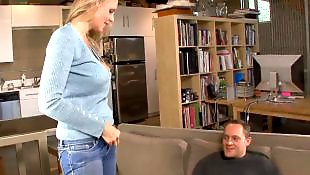 Julia ann, Hair pulling