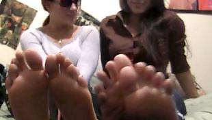 Sexy feet, College