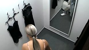 Flashing, Cabin, Changing room, Flash, Voyeur, Changing