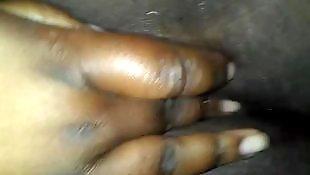 Ebony masturbation, Black pussy, Ebony hairy, Hairy close up, Hairy, Pink pussy