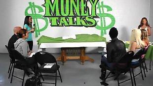 Money, Money talks, Money talk, Handjob hd