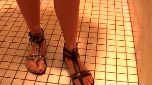 Foot, Foot fetish, Lelu love, Fetish, Love, Sandals