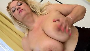 Mature, Big tits, Granny, Big boobs, Saggy, Old granny