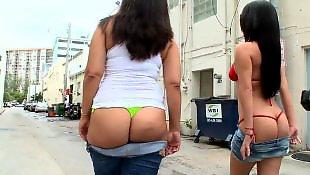 Fat ass, Amateur facial, Latina threesome, Amateur threesome, Fat