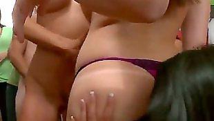 Hanging tits, Rachel star