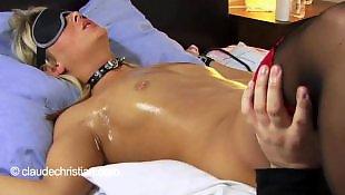 Wet pussy, Tied, Orgasms, Nipple, Orgasm, Pussy licking