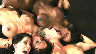 Strip, Orgy, Fitness, Stripping, Big tits, Ebony strip