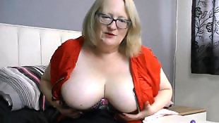 Granny, Strip, Bbw mature, Bbw, Granny strip, Chubby