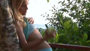Щупает, Саша блонд утром, Юные модели, Молодые модели порно