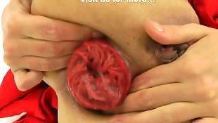 Huge toy, Hotkinkyjo, Anal dildo, Huge, Anal plug, Huge anal dildo
