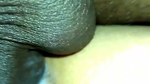 Pussy close up, Close up, Interracial, Hairy close up, Creamy pussy, Black