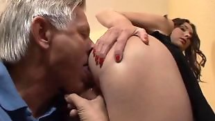 Teen anal, Older, Guy