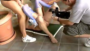 Teen stockings anal, Pale anal, Gang bang, Teen heels, Stockings hd
