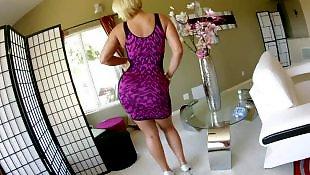 W obcislej sukience, Hd rajstopy
