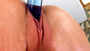 Ass masturbation, Huge dildo, Huge anal dildo