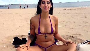Beach, Flashing, Nudist, Nude, Show, Nude beach