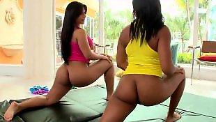 Ebony pussy, Big ass ebony